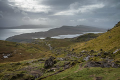 Isle of Skye (CaptainFaulkers) Tags: scotland highlands countryside landscape scenery skye isle britain cloud old man storr rugged