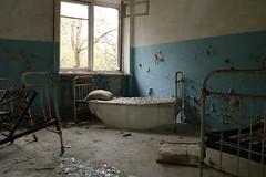 Duga Hospital (scrappy nw) Tags: hospital medical abandoned scrappynw scrappy derelict decay forgotten canon canon750d chernobyl chernobyldisaster urbex ue urbanexploration urbanexploring ukraine pripyat duga2 duga3 duga