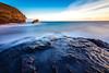 Cala del Barco (Juan Galián) Tags: costa coast landscape largaexposición litoral largaexposicióndiurna agua atardecer water paisaje playa puestadesol tokina murcia mar mediterráneo marina spain sea sunset