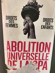 Liberate (caitlinbenge) Tags: flier equality civilrights propaganda children women rights liberty freedom revolution paris france