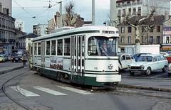 SAINT-ETIENNE 515 4 (brossel 8260) Tags: france tram pcc