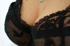 Enjoy the New Year's Eve... (zoic69_cpl) Tags: gorgeous breats boobs tits cleavage
