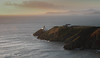 Baily lighthouse (Leo Bissett) Tags: dublin howth light lighthouse sea water bay hope ireland sunrise