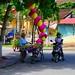 A street scene in Hoi An, Vietnam