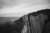 au bord de la mer (at the seaside) (l'imagerie poétique) Tags: limageriepoétique poeticimagery 35mmfilm ilforddelta100 minoltax700 50mmf17 bretagne seaside ganivelles fence hmbt