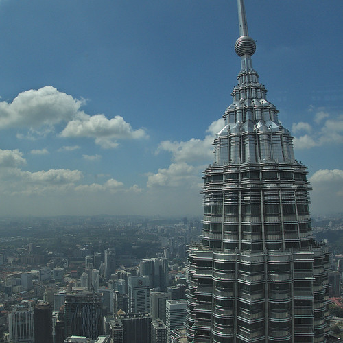 Kuala Lumpur: Petronas Twin Towers