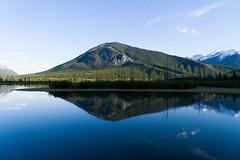 Vermillion Lakes (Daniel Talbot) Tags: ab alberta banff canada canada2017 canadianrockies holidays vermillionlakes evening northamerica season seasons spring springtime vernalequinox vernalseason