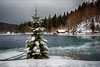 Winter is here. (valpil58) Tags: lagodifusine winter snow lake landscape frost gelo mountain nikond800 nikon2485mm