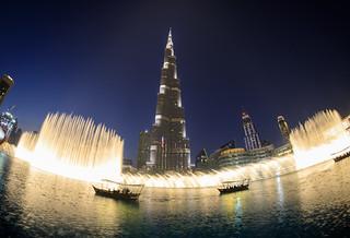 Dubai, United Arab Emirates - Burj Khalifa