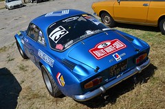 Alpine A110 (benoits15) Tags: automotive automobile anciennes alpine england english retro old prestige supercar festival flickr french gt historic great motor meeting car classic coches cars collection voiture vintage cabriolet british nikon a110