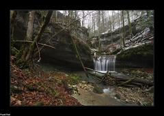 Cascade du canyon de Rochanon - Bolandoz (francky25) Tags: cascade du canyon de rochanon bolandoz franchecomté doubs