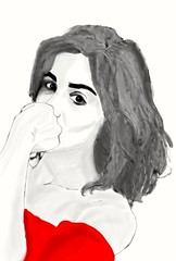 2017-12-15_09-58-54 (alternauta) Tags: alternauta woman disegno portrait painting digitalart