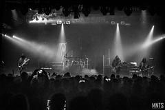 Mgła - live in Warszawa 2017 fot. Łukasz MNTS Miętka-40