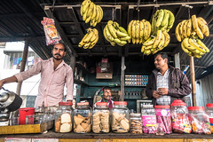 Chai tea shop (Hiro_A) Tags: bangladesh ishwardi asia chai tea shop people banana man sony rx100m3