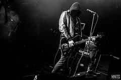 Mgła - live in Warszawa 2017 fot. Łukasz MNTS Miętka-8
