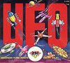 UFO (grooveisintheart) Tags: vintage vending machinecards vintageephemera vintagetoys 1970s scifi space ufo martians