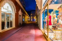 Closed for the night (sumnerbuck) Tags: italy capri night travel europe