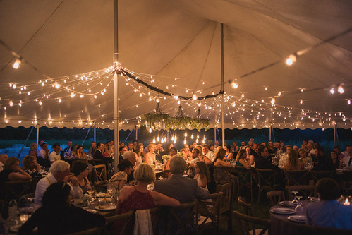 "Bistro Light Tent Wedding • <a style=""font-size:0.8em;"" href=""http://www.flickr.com/photos/81396050@N06/39198670671/"" target=""_blank"">View on Flickr</a>"