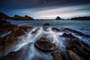 Disputed Territory (Augmented Reality Images (Getty Contributor)) Tags: portknockie longexposure wavesseaweed composition landscape leefilters water scotland coastline morayfirth canon seascape clouds rocks unitedkingdom gb