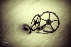 IMG_4629logo (Annie Chartrand) Tags: time watch pocketwatch gear steampunk yellow gold texture shadow metal