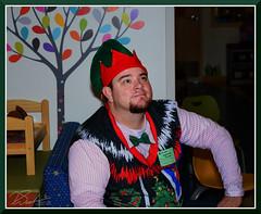 AaronElf_7542 (bjarne.winkler) Tags: xmas 2017 christmas elf team aaron sutter childrens center sacramento