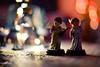 Angels | Philosophy (Crosshatchs) Tags: angels bokeh lights home table closeup 14 nikon d850 green blue wings christmas newyear 2018 spirit soul bokehlious bokehwhore