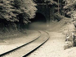 Hoosac Tunnel Vapors