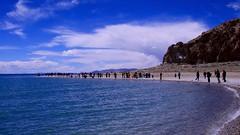 Namtso 納木措 (YY) Tags: 納木措 湖 西藏 那曲 namtso lake saltwater tibet nagqu lakenam