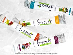 Froozer Frozen Fruit Snacks (Bitter-Sweet-) Tags: vegan food sweet snack dessert healthy nosugar sugarfree glutenfree quick easy raw coconut fruit wholefruit recipe nobake product frozen ice