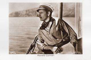 Ronald Colman in The Rescue (1929)