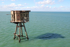 """Red Sands Sea Forts • <a style=""""font-size:0.8em;"""" href=""""http://www.flickr.com/photos/37726737@N02/39394184141/"""" target=""""_blank"""">View on Flickr</a>"""