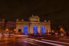 La Puerta de Alcalá (ninestad) Tags: