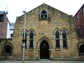 St. Michaels Church, Little Italy, Ancoats, Manchester