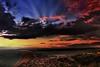 Portland Heights Dorset (andycurrey2) Tags: sunset sea ocean water night colour landscape seascape vista beach sky clouds portland dorset england
