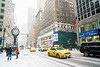 12:20 (JMS2) Tags: fifthavenue nyc snowstorm cabs street clock city newyork