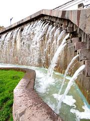 Cusco - Peru (_Horacio_) Tags: cusco peru plaza san blas fountain water stone