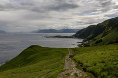 Climbing Runde hills for birding (Joke.Benschop) Tags: beautifulnorway birding climbingrundehillsvoorbirding jokebenschop landscape landschap nikond7100 noorwegen norway wwwjokebenschopcom