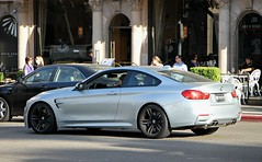 BMW M4 (F82) (SPV Automotive) Tags: bmw m4 f82 coupe exotic sports car silver