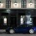 Aston Martin V8 Vantage V600 Le Mans - Hôtel Costes.