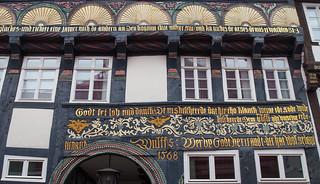 Höxter im Weserbergland