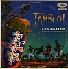 Tamboo! (Jim Ed Blanchard) Tags: lp album record vintage cover sleeve jacket vinyl weird funny strange kooky ugly thrift store novelty tamboo les baxter natives congo drum illustration exotic black