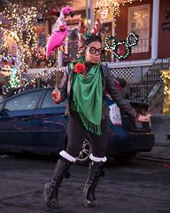 Flamingo_108069 (gpferd) Tags: christmas christmasdecorations holiday lights litlights vehicle baltimore maryland unitedstates us