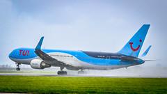 Boeing 767-304(ER)(WL) PH-OYI TUI Airlines Netherlands (William Musculus) Tags: phoyi tui airlines netherlands boeing 767304erwl arke 767300er amsterdam schiphol airport spotting eham ams polderbaan william musculus
