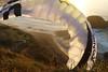 Paraglider Jump ~ Paritutu Rock (whitebear100) Tags: parituturock newplymouth paraglider paragilding 2017 nz newzealand northisland