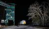 Santa Train 2017 (GLC 392) Tags: loader coal crr clinchfield 800 csx csxt railroad railway train emd sd45 sd452 f40ph mcvicker ky kentucky levisa junction 2017 santa express 75th anniversary 3632 9992 9999 load out flash holler hollar trees christmas merry passenger vlix vintage locomotive works southern appalachian museum f3au fp7a sbvr