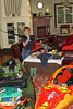 Kayak Khristmas (babyfella2007) Tags: dagger kayak perception pescador christmas 2017 boat boats jason taylor michelle grant carson child santa clause pajamas arts crafts victorian mantle fireplace piece rocking chair morris radio antique paddle tree present winnsboro sc south carolina boys old young mom river mamba