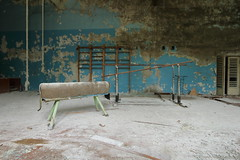 Duga School (scrappy nw) Tags: school abandoned scrappynw scrappy derelict decay forgotten canon canon750d chernobyl chernobyldisaster urbex ue urbanexploration urbanexploring ukraine pripyat duga2 duga3 duga