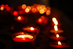 Candles (Lenaprof) Tags: smileonsaturday redrules 7dwf