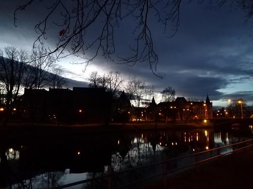 31.12.17 3 Ceske Budejovice sunset 11