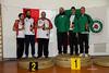 Trofeo Indoor di fine Anno Città di Arezzo 25+18 mt. (rommy555) Tags: arezzo arco compound tricolore frecce arrows podio